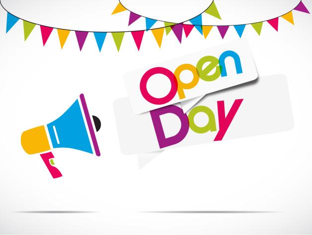 megaphone : open day